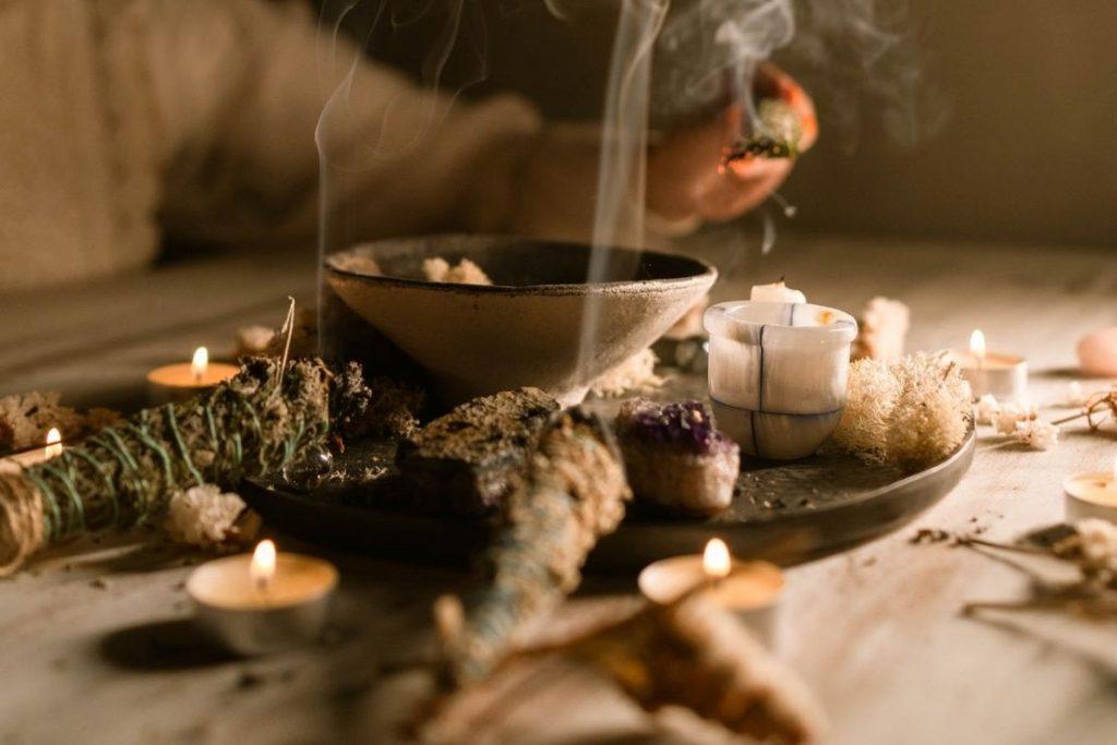 sacred altar