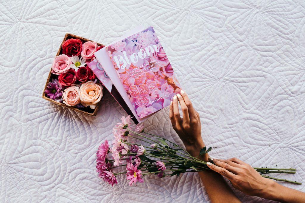 bloom book shani jay