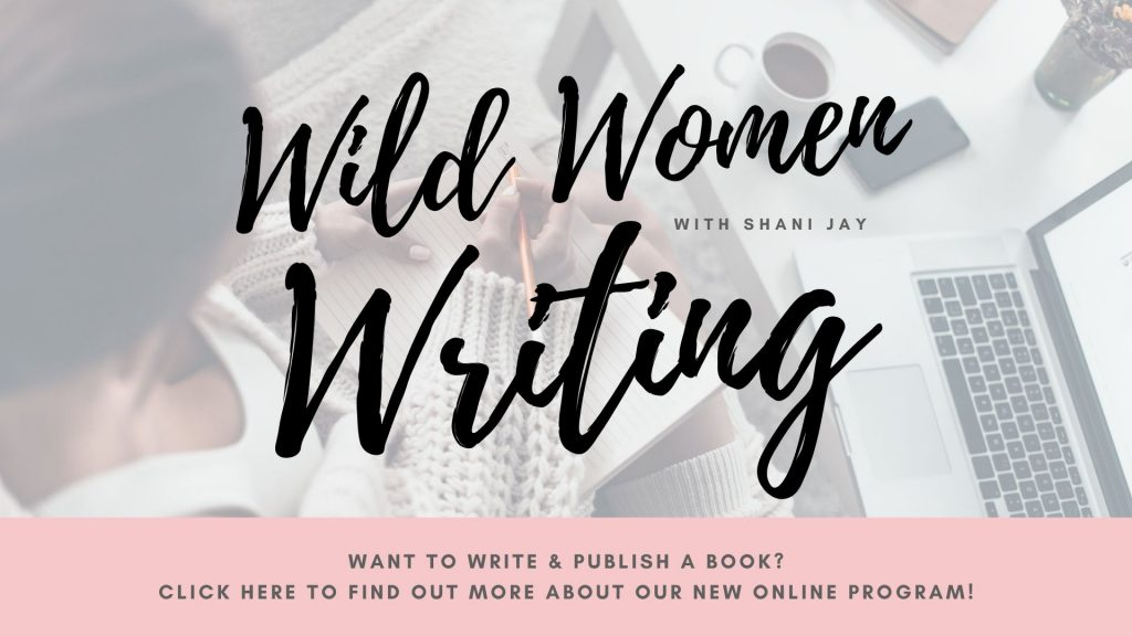 wild women writing course