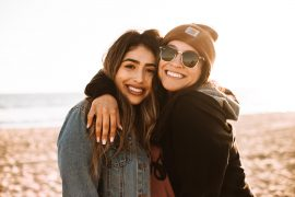 to the friends I've grown apart from