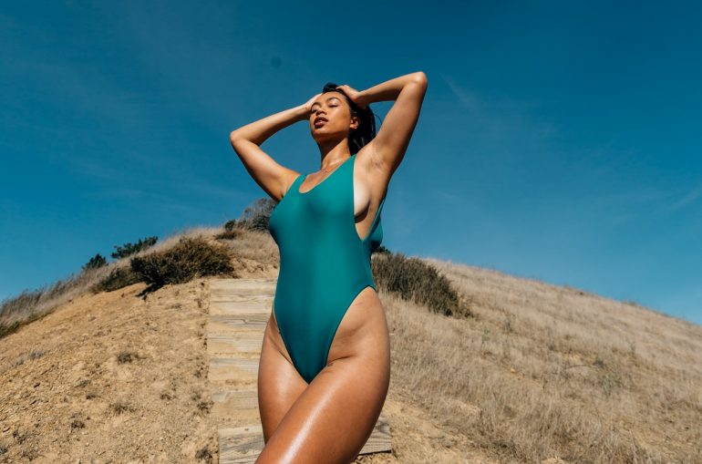 woman swimsuit