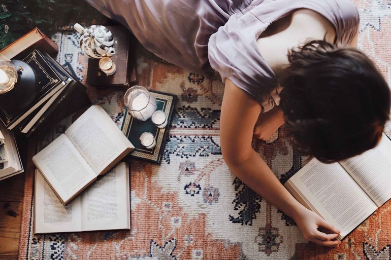 the gift of being a writer