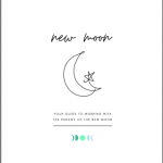 new moon workbook
