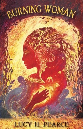 Burning Woman book