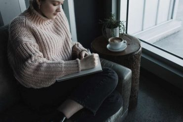 Writing Heals Me