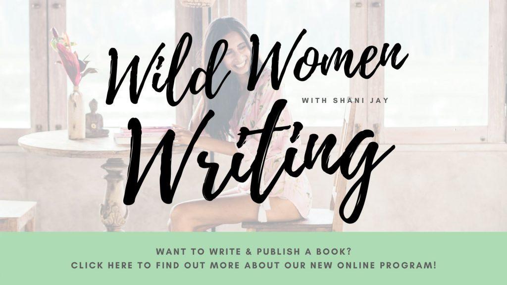 wild women writing