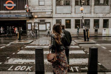 fear walking alone