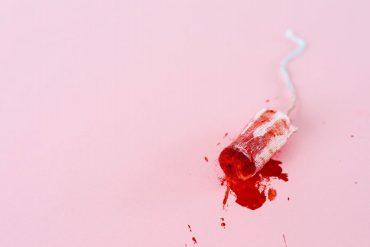ashamed of my period